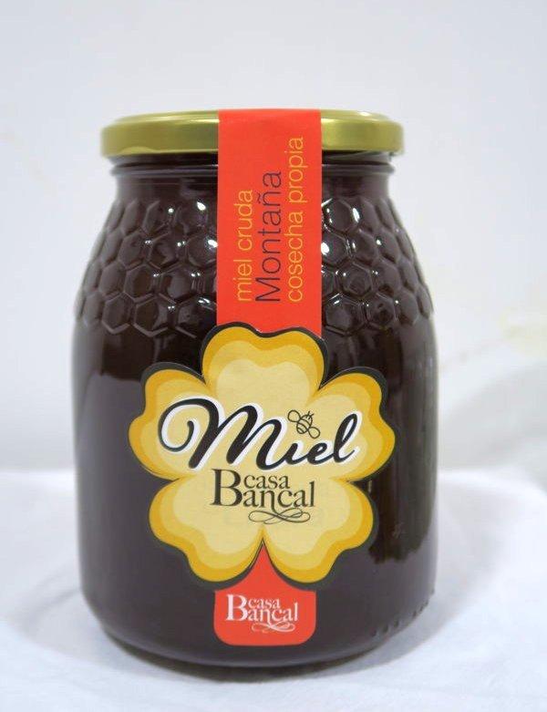 Miel de  Montaña   (1 kg)
