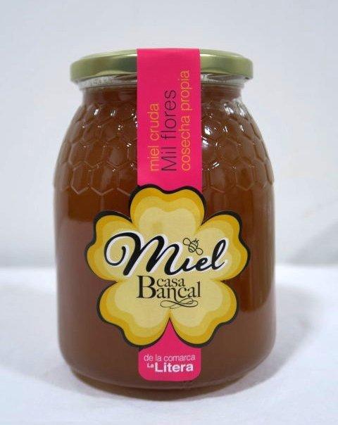 Miel de Mil flores (1 Kg)